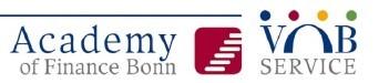 AMB - Unsere Kunden: Training und Seminar Academy of Finance Bonn