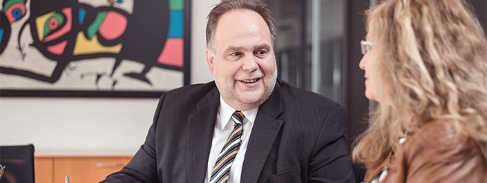 Unternehmensberatung Berater Kuklinski